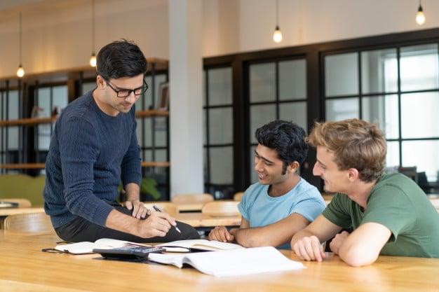 Ventajas del apoyo academico